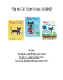 Pete the Cat Story Visuals BUNDLE! (3 books included)