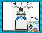 Pete the Cat:Thanksgiving Pilgrim Craft