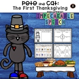 Pete the Cat: The First Thanksgiving Book Companion