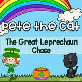 Pete the Cat: The Great Leprechaun Chase *Book Companion*