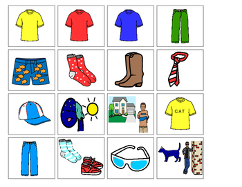 Pete the Cat Too Cool for School Retell Visual