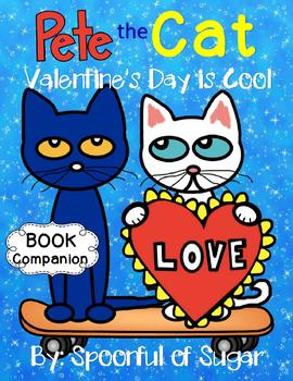 Pete the Cat Valentine's Day is Cool! (Story Companion)