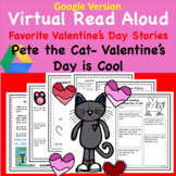 Pete the Cat Valentines Day is Cool digital