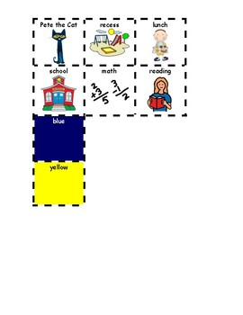 Pete the Cat Writing Prompt