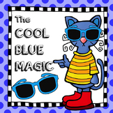 Cool Blue Sunglasses