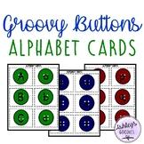 Groovy Buttons Alphabet Cards