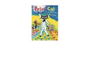 Pete the Cat and the Cool Cat Boogie Reading Comprehension Questions and Fill In