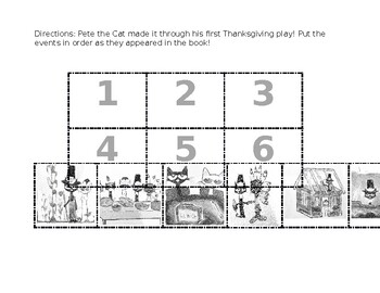 Pete the Cat and the First Thanksgiving