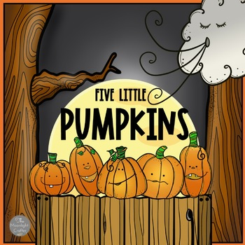 The Cat and The Five Little Pumpkins