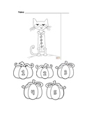 Pete the Cat and the Five Pumpkins