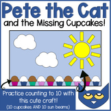 Pete the Cat and the Missing Cupcakes!