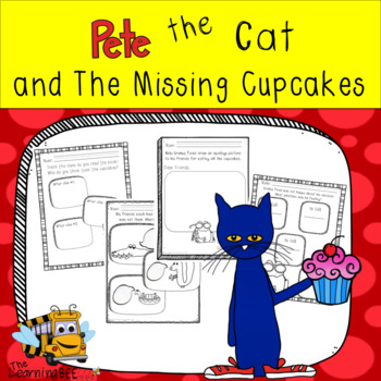 Pete the Cat and the Missing Cupcakes: Book Companion