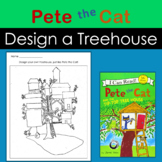 Pete the Cat and the Tip-Top Treehouse Activity