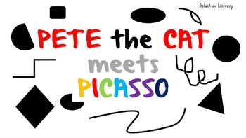 Pete the Cat meets Picasso