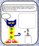 Pete the Cat Common Core Aligned Literacy & Math for the Smart Board