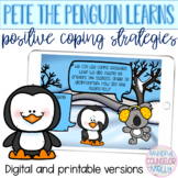 Pete the Penguin Learns Positive Coping Strategies