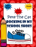 Pete the cat - Rockin in my school shoes