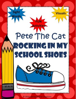 Pete the cat - Rockin in my school shoes