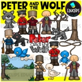 Peter And The Wolf Clip Art Bundle {Educlips Clipart}