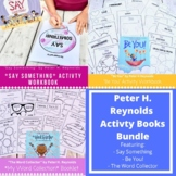 Peter H. Reynolds Activity Book Bundle The Word Collector,