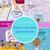 "Peter H. Reynolds Activity Books feat. ""The Word Collector"