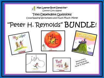Peter H. Reynolds Collection: Text-Dependent Questions and