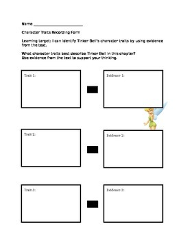 Peter Pan (Expeditionary Learning)