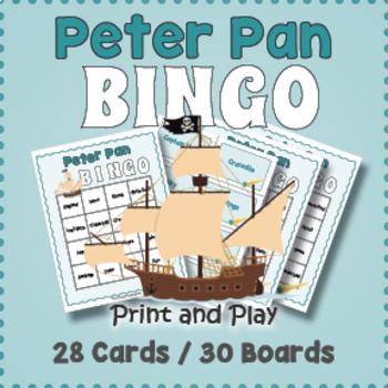 Peter Pan Classroom Set Teaching Resources | Teachers Pay Teachers