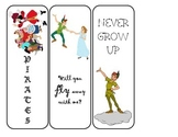 Peter Pan Bookmarks