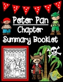 Peter Pan Chapter Summary Graphic Organizer Booklet
