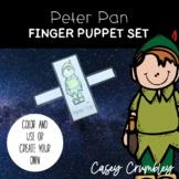 Peter Pan Fairy Tale Finger Puppet Retelling Set
