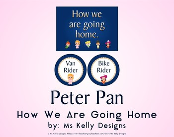 Peter Pan How We Are Going Home System