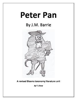 Peter Pan Literature Unit