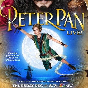 Peter Pan Live (2014)- Quiz