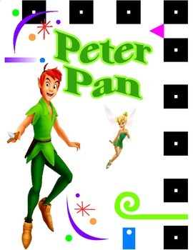 Peter Pan NYS Grade 3 Module 3A Binder Cover