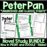 Peter Pan MEGA BUNDLE (Classic Starts & Unabridged Versions)