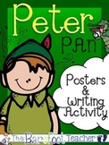 Peter Pan Posters (10 Total) & Writing Activity {Fairy Tales}