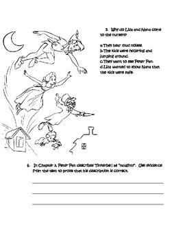 Peter Pan Quiz BUNDLE