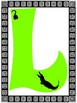 Peter Pan Themed Welcome Bulletin Board Letters
