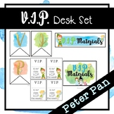 Peter Pan VIP Desk Set