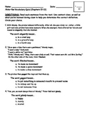 Peter Pan Vocabulary Quiz (Chapters 10-13)