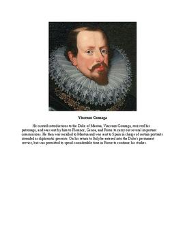 Peter Paul Rubens - A Short Biography