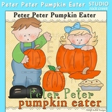 Peter Peter Pumpkin Eater Clip Art C Seslar