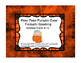 Peter Peter Pumpkin Eater Unit (Literacy and Math Activities)