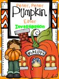 Peter Pumpkin Eater Investigation