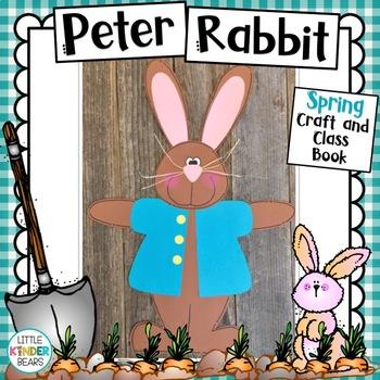 Peter Rabbit Spring or Easter Craft