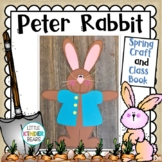 Peter Rabbit Spring & Easter Craft, Class Book and Writing Activities