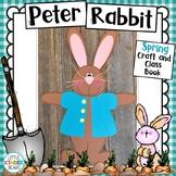 Peter Rabbit Spring & Easter Craft, Class Book and Writing Activities