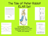 Peter Rabbit ELAR Materials