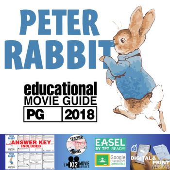 Peter Rabbit Teaching Resources | Teachers Pay Teachers